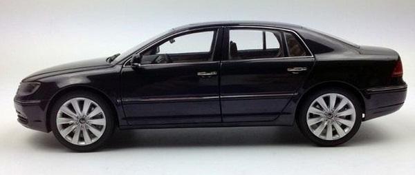 โมเดลรถ โมเดลรถเหล็ก โมเดลรถยนต์ VW phaeton black 3