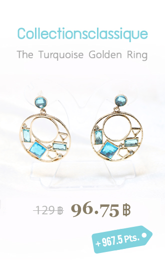 E129001  The Turquoise Golden Ring