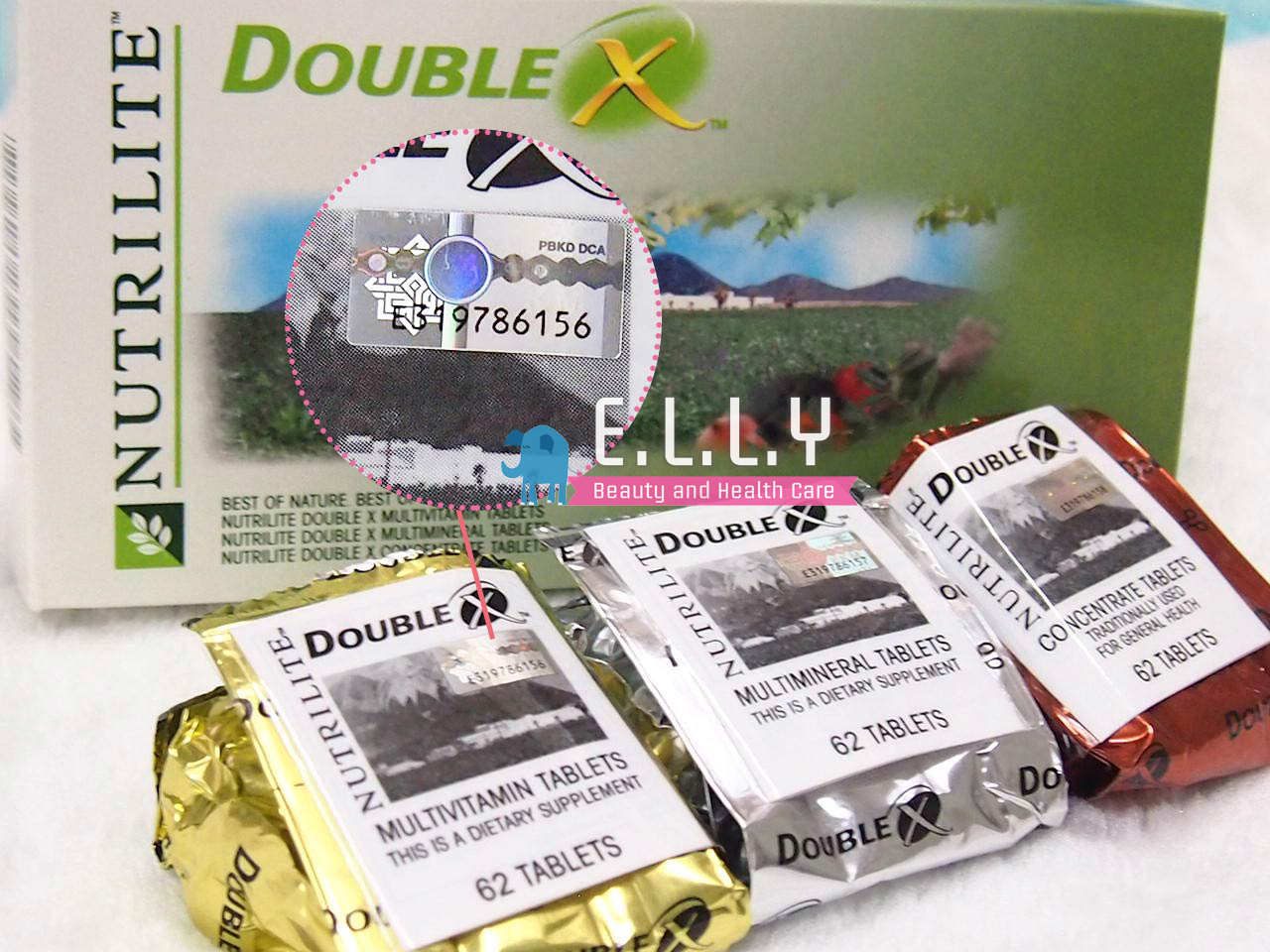 Double x tablets