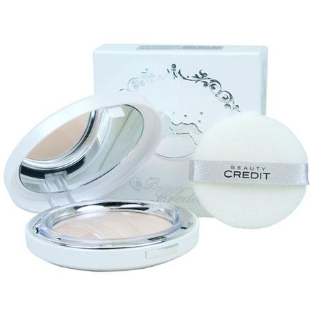 **หมดจ้า**Beauty Credit Lovely Q10 Sun pact SPF50+/PA+++ #23 natural beige