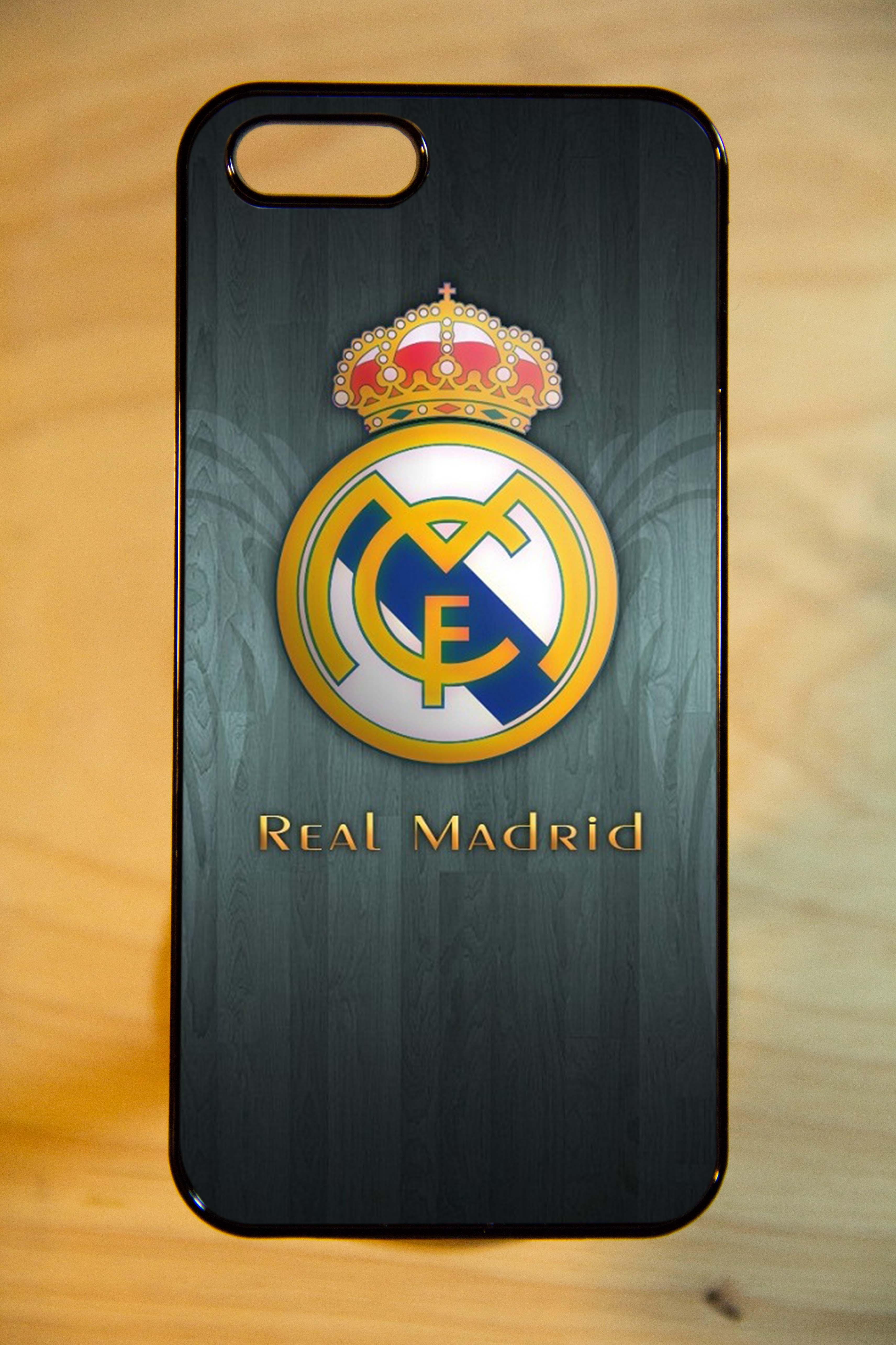 เคสโทรศัพท์ สกรีน - Real Madrid