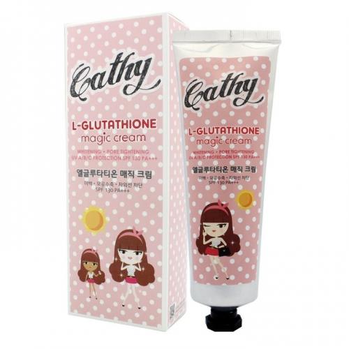 *หมด* Cathy L-Glutathione Magic Cream SPF130 PA+++