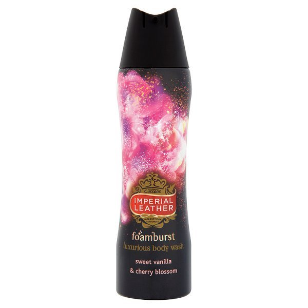 Imperial Leather Foamburst Vanilla & Cherry 200ml