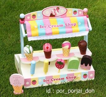 ชุดร้านขายไอศครีม Icream shop