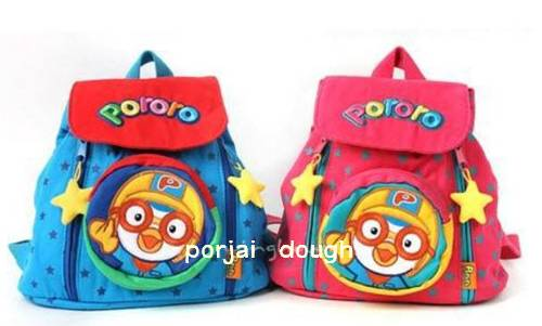 กระเป๋าเป้เด็ก pororo