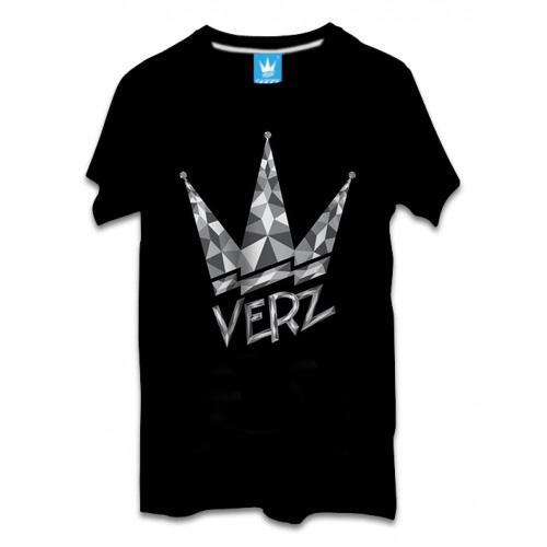 เสื้อผ้าผู้ชาย | เสื้อยืดแฟชั่น เสื้อยืด VERz ลาย Crazy diamond