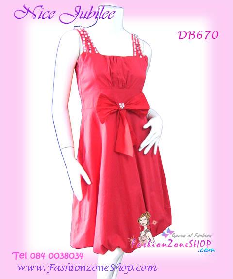 #ของจริงสวยเชียร์# นำเข้าเกาหลี DB670 Jubilee Nice LAdy ใหม่! แซคผ้าสแปนเด็ก ซิบข้าง บ่าแต่งมุก ชายบอลลูนแบบหรู แต่งโบเก๋ดูเด่นสวย น่ารักมากมาย R
