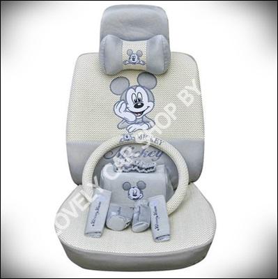 ชุดหุ้มเบาะลาย Mickey Mouse น่ารักๆ