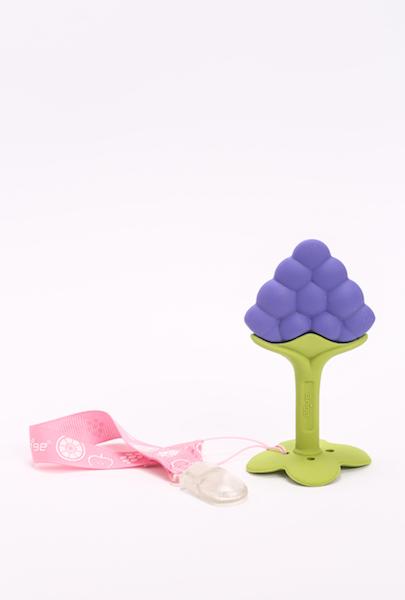 ยางกัดองุ่น - Grape Fruit Teether