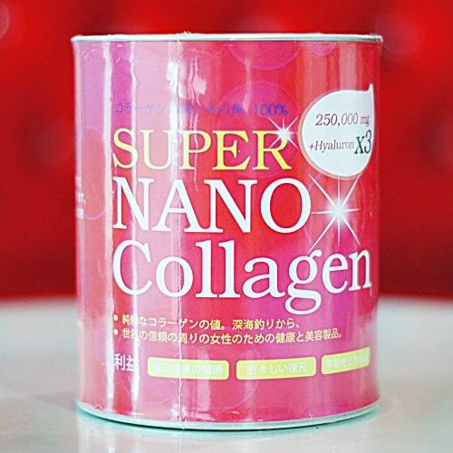 Hanako Super Nano Collagen ฮานาโกะ ซุปเปอร์ นาโน คอลลาเจน