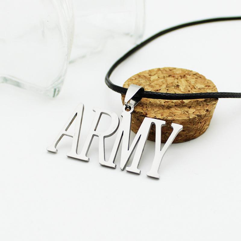 สร้อยคอ BTS ARMY