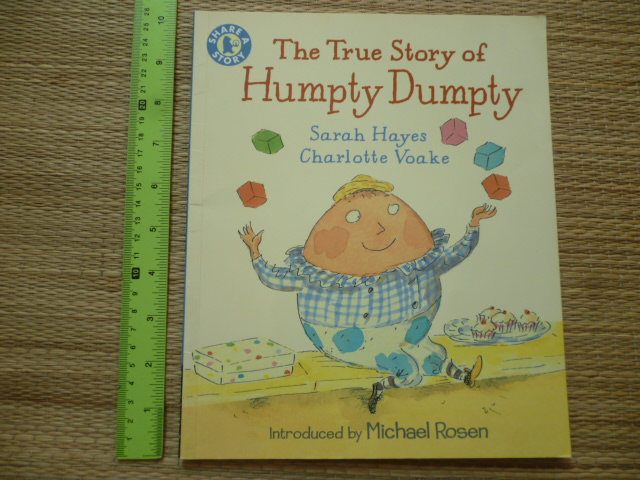 The True Story of Humpty Dumpty (Paperback)