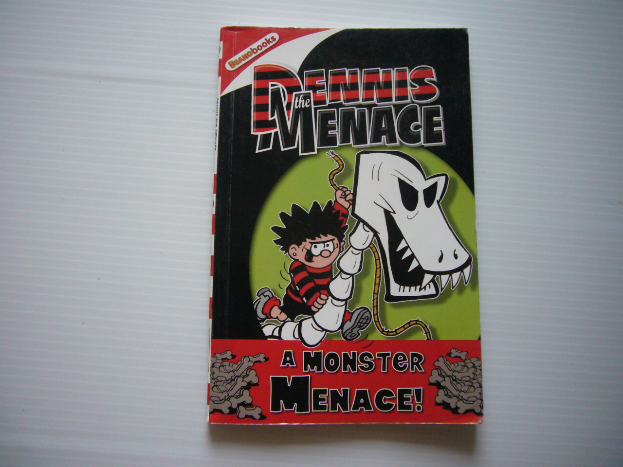 Dennis the Menace: A Monster Menace!