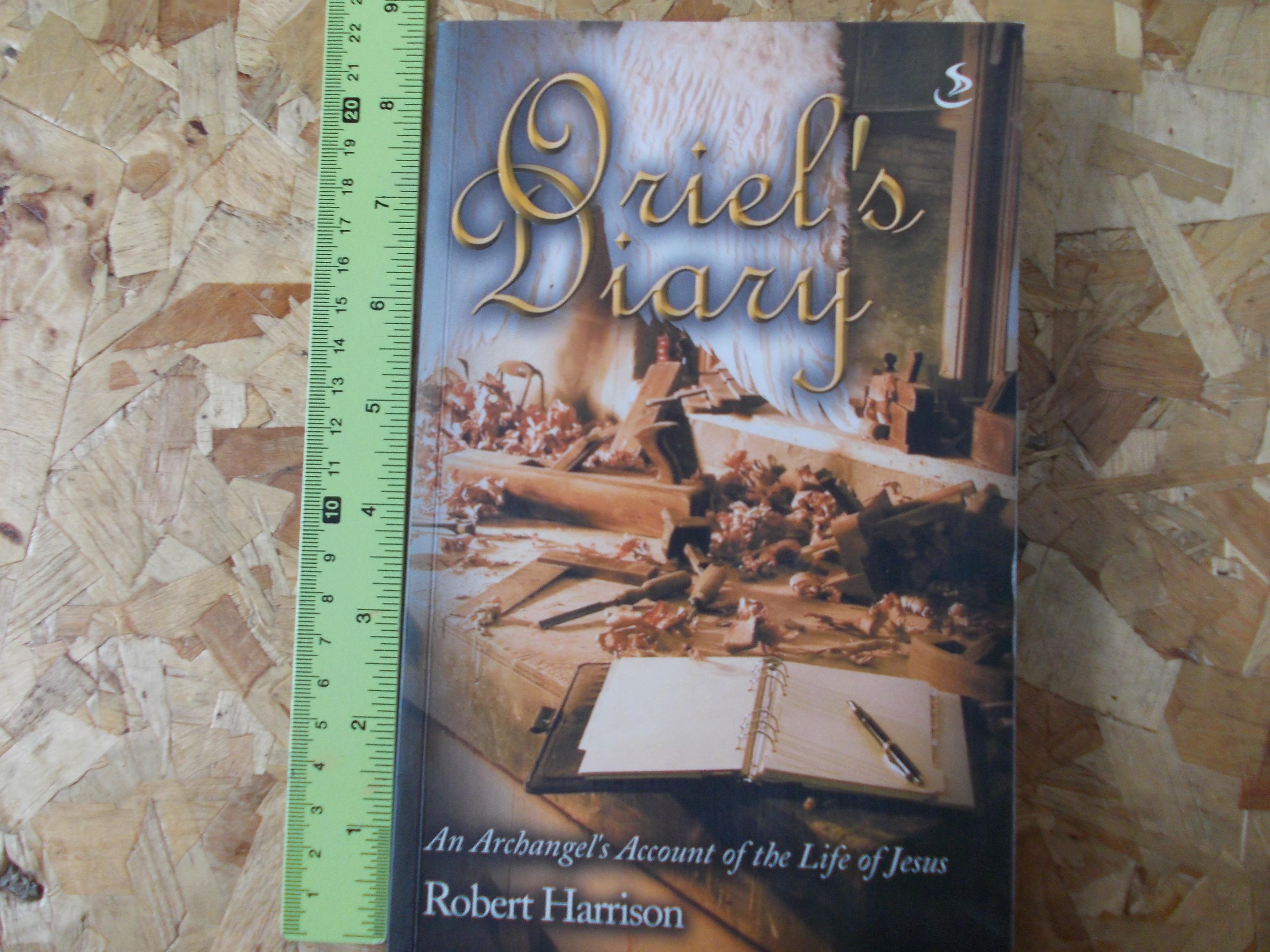 Oriel's Diary (By Robert Harrison)
