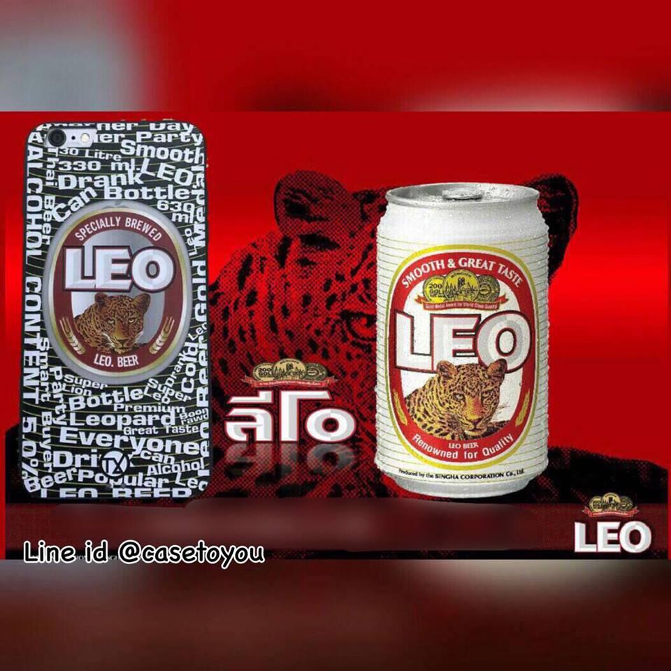 Leo Beer iPhone 5/5S/SE