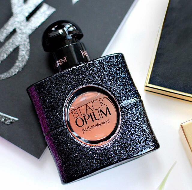 น้ำหอมYves Saint Laurent Black Opium EDP 90ml. Nobox.