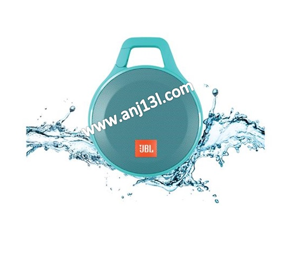 JBL Clip+ Splashproof Speaker ultra-light, ultra-rugged and ultra-powerful ( TEAL !!)