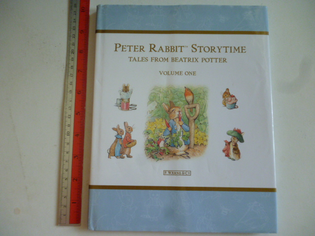 Peter Rabbit Storytime: Tales from Beatrix Potter Volume One