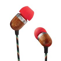 หูฟัง House of Marley Smile Jamaica - Fire In-ear headphone