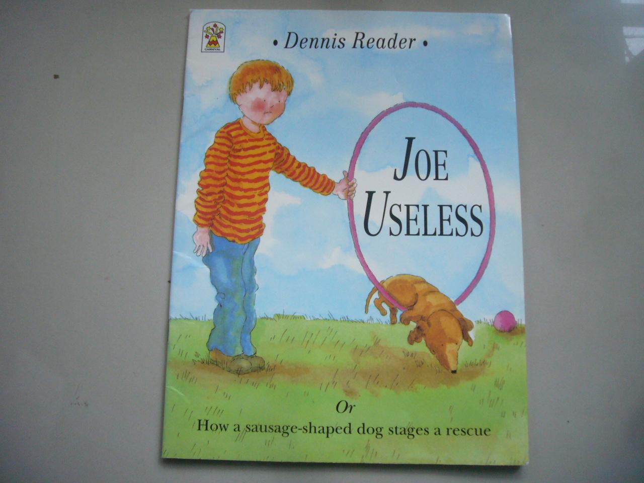 Joe Useless