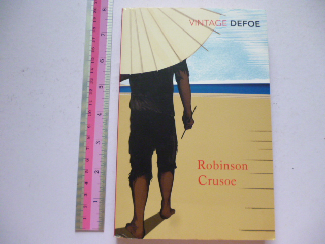 Robinson Crusoe (Vintage Defoe)
