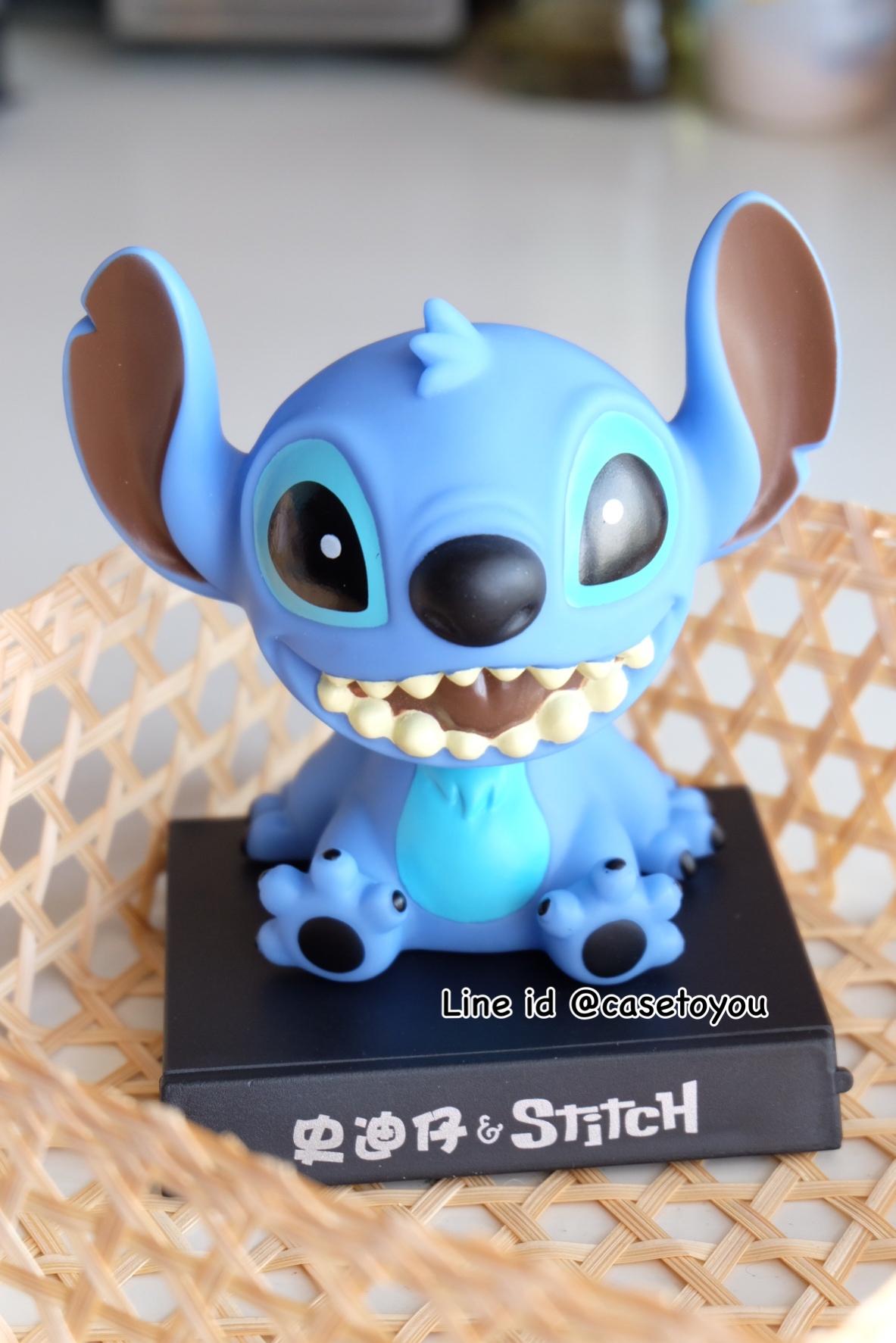Stitch (2) หัวดุ๊กดิ๊ก