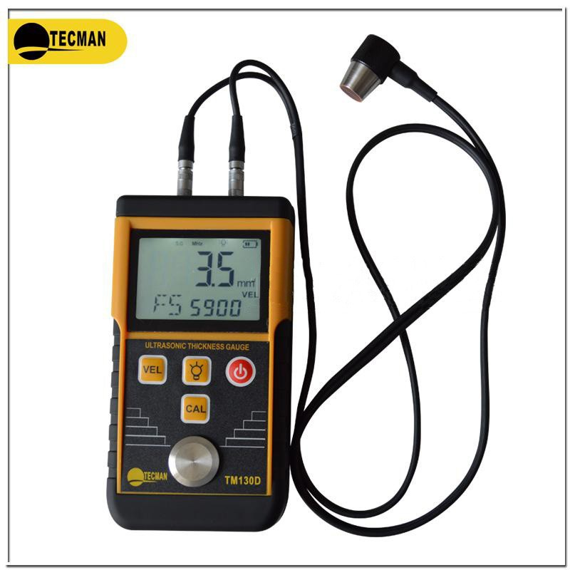 เครื่องวัดความหนาโลหะ(Metal Thickness meter) รุ่น TM130D ราคาถูก
