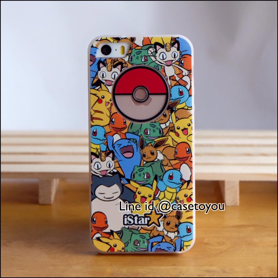 iStar Pokemon case สำหรับ iPhone 6 Plus/6S Plus
