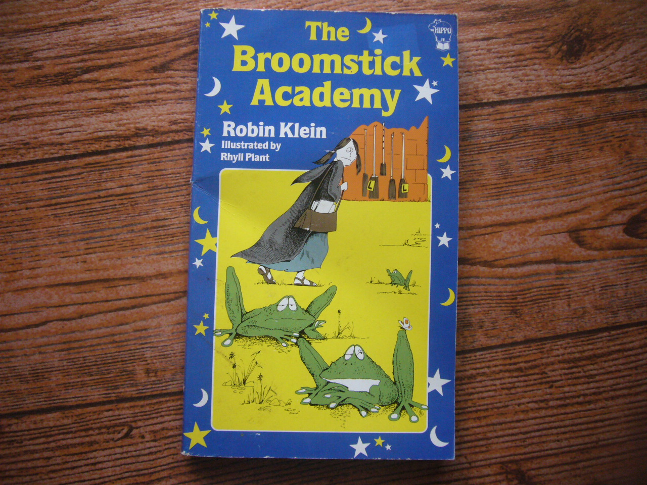 The Broomstick Academy