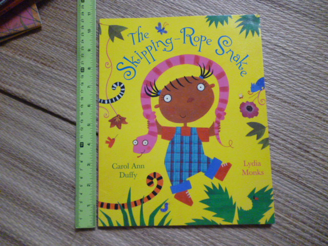 The Skipping-Rope Snake (Paperback)