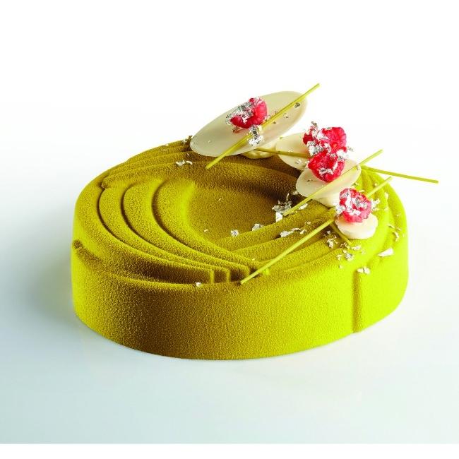 KE005 CAKE MOLDS PAVOCAKE