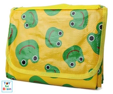 ผ้าปูพลาสติกแบบนิ่ม Leisure Sheet- Frog 180x 160cm