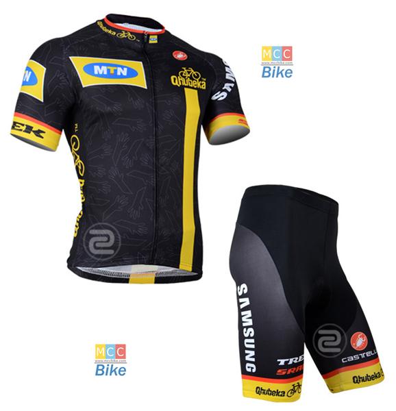 ชุดปั่นจักรยาน เสื้อปั่นจักรยาน และ กางเกงปั่นจักรยาน MTN ขนาด XXXL