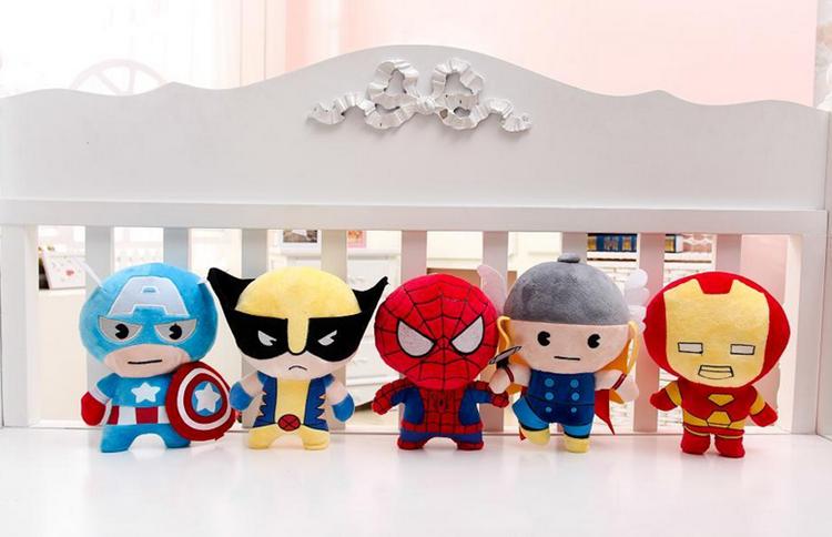ตุ๊กตาติดกระจก ซุปเปอร์ฮีโร่ Marvel