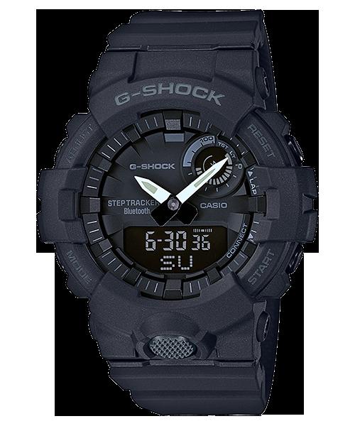นาฬิกาข้อมือ CASIO ผู้ชาย G-SHOCK G-SQUA รุ่น GBA-800-1A