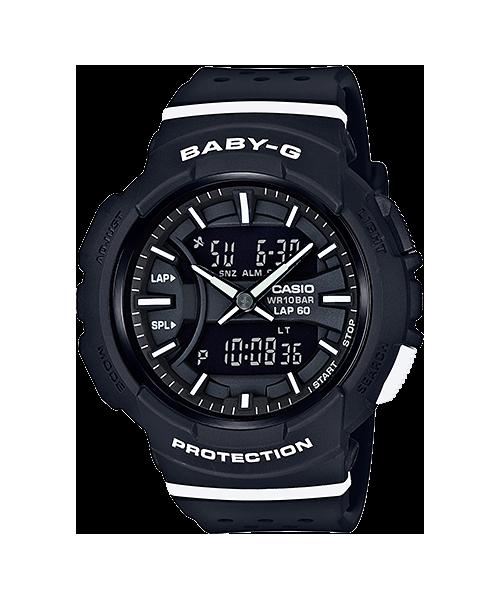 นาฬิกาข้อมือ CASIO BABY-G FOR RUNNING SERIES รุ่น BGA-240-1A1