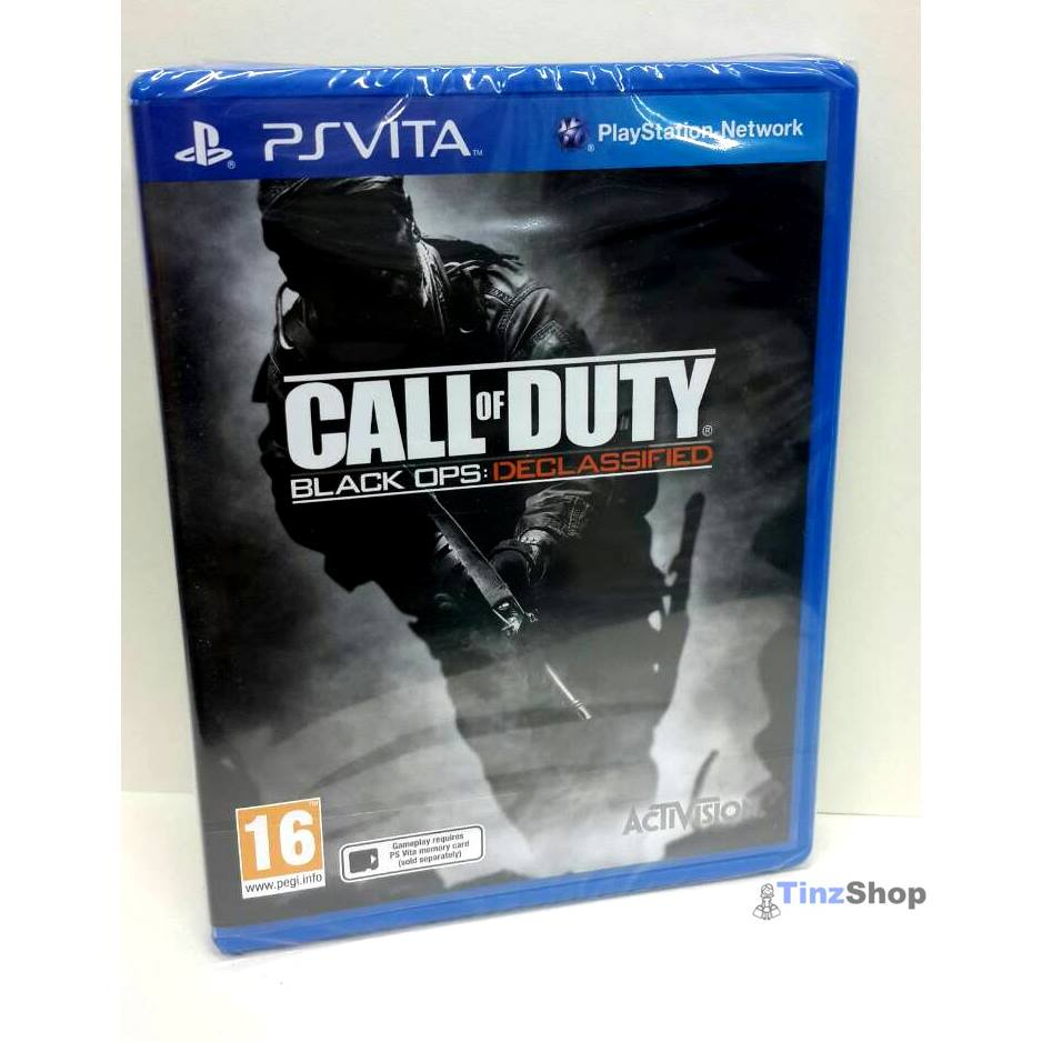 PSVITA Call of Duty Black Ops: Declassified (Z2 eu Eng.)