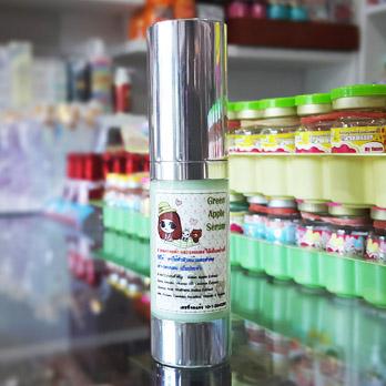 เซรั่มสเต็มเซลล์แอ๊ปเปิ้ล ช่วยลดรอยแดง รอยดำได้เป็นอย่างดี ขายเครื่องสำอาง อาหารเสริม ครีม ราคาถูก ของแท้100% ปลีก-ส่ง