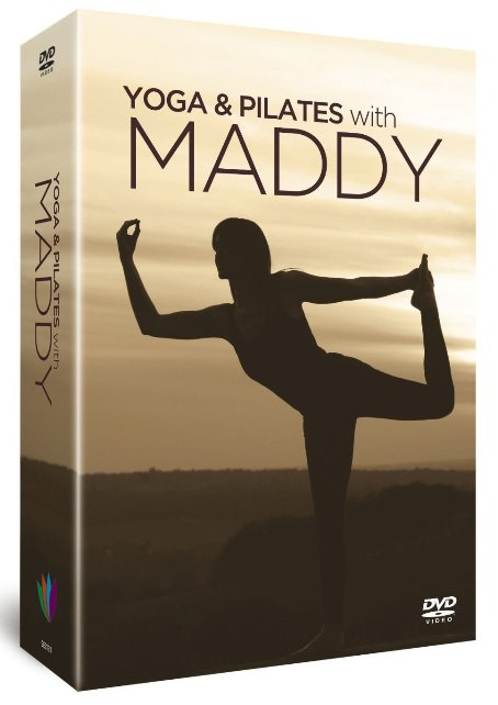 Yoga & Pilates with Maddy 3 DVD Set