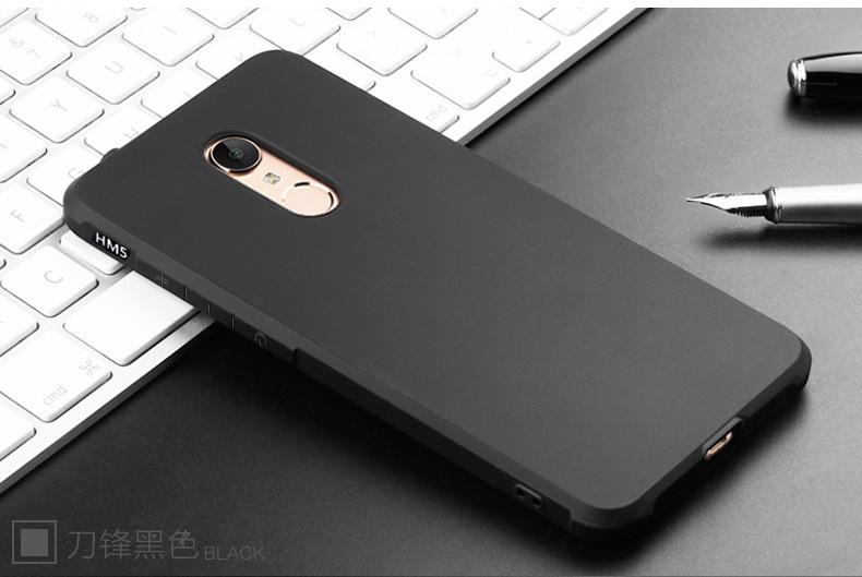 เคส Xiaomi Redmi 5 Plus Simple TPU