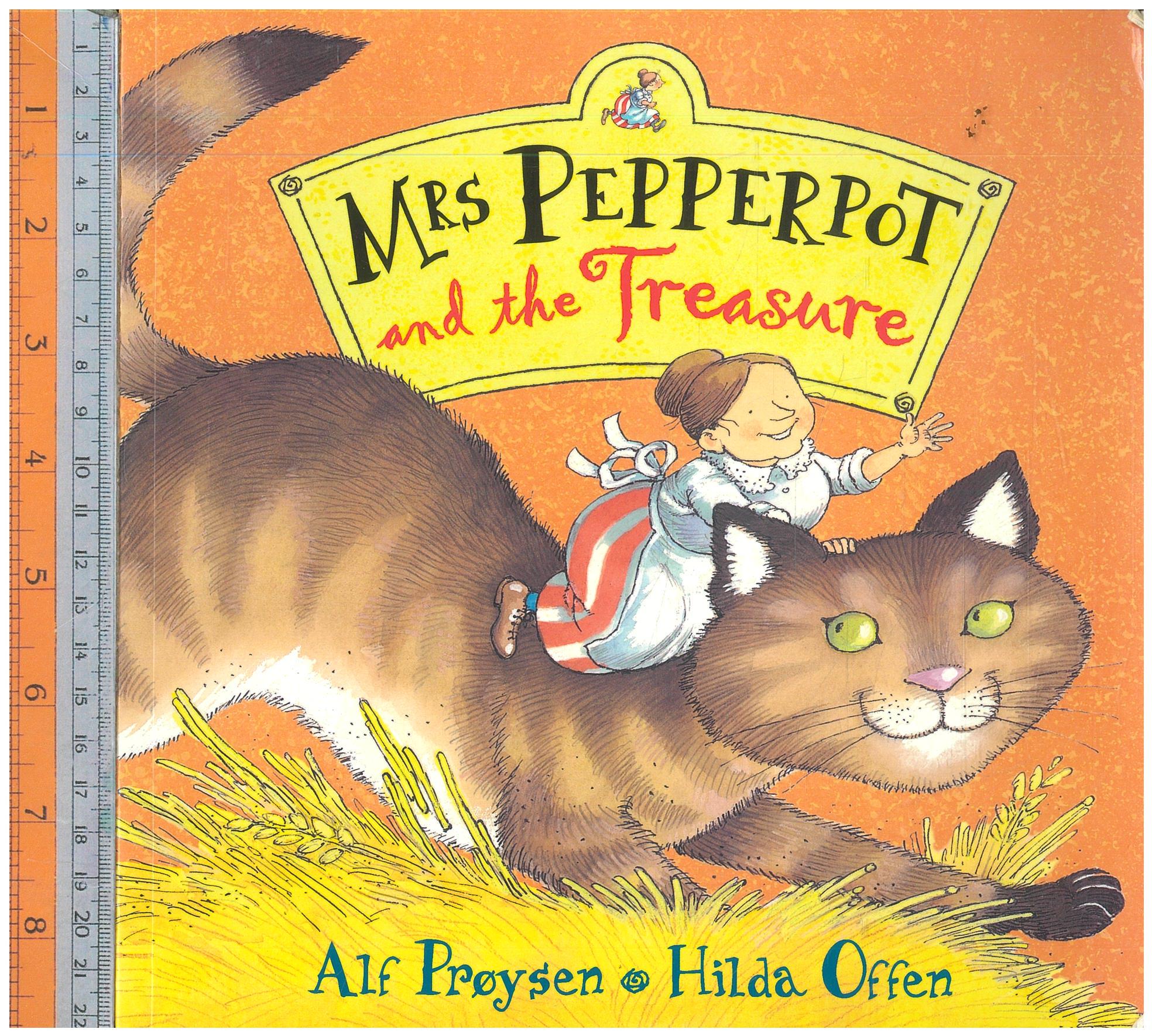 Mrs peperpot
