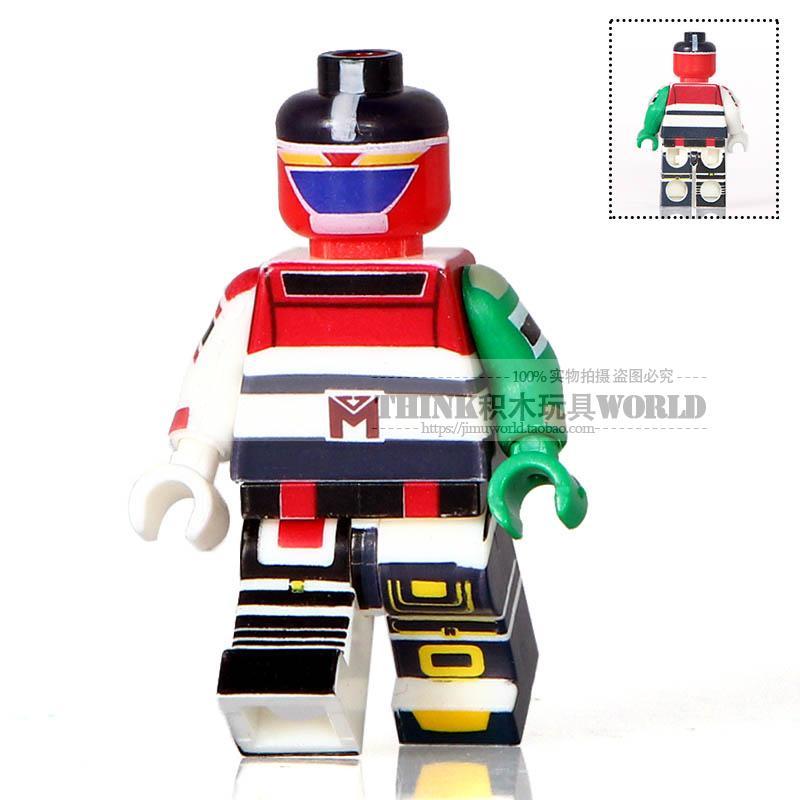 เลโก้จีน WM.303 ชุด Minifigures (สินค้ามือ 1 ไม่มีกล่อง)