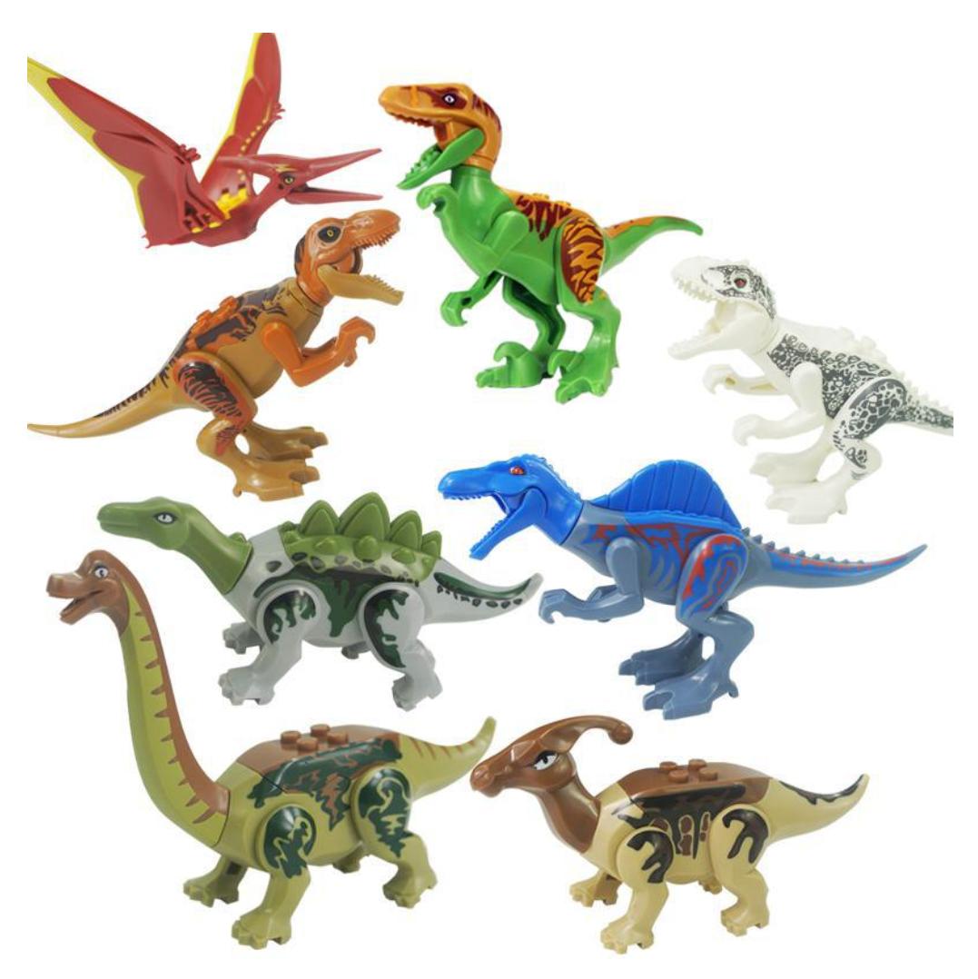 เลโก้จีน YG.77037 ชุด Jurassic World