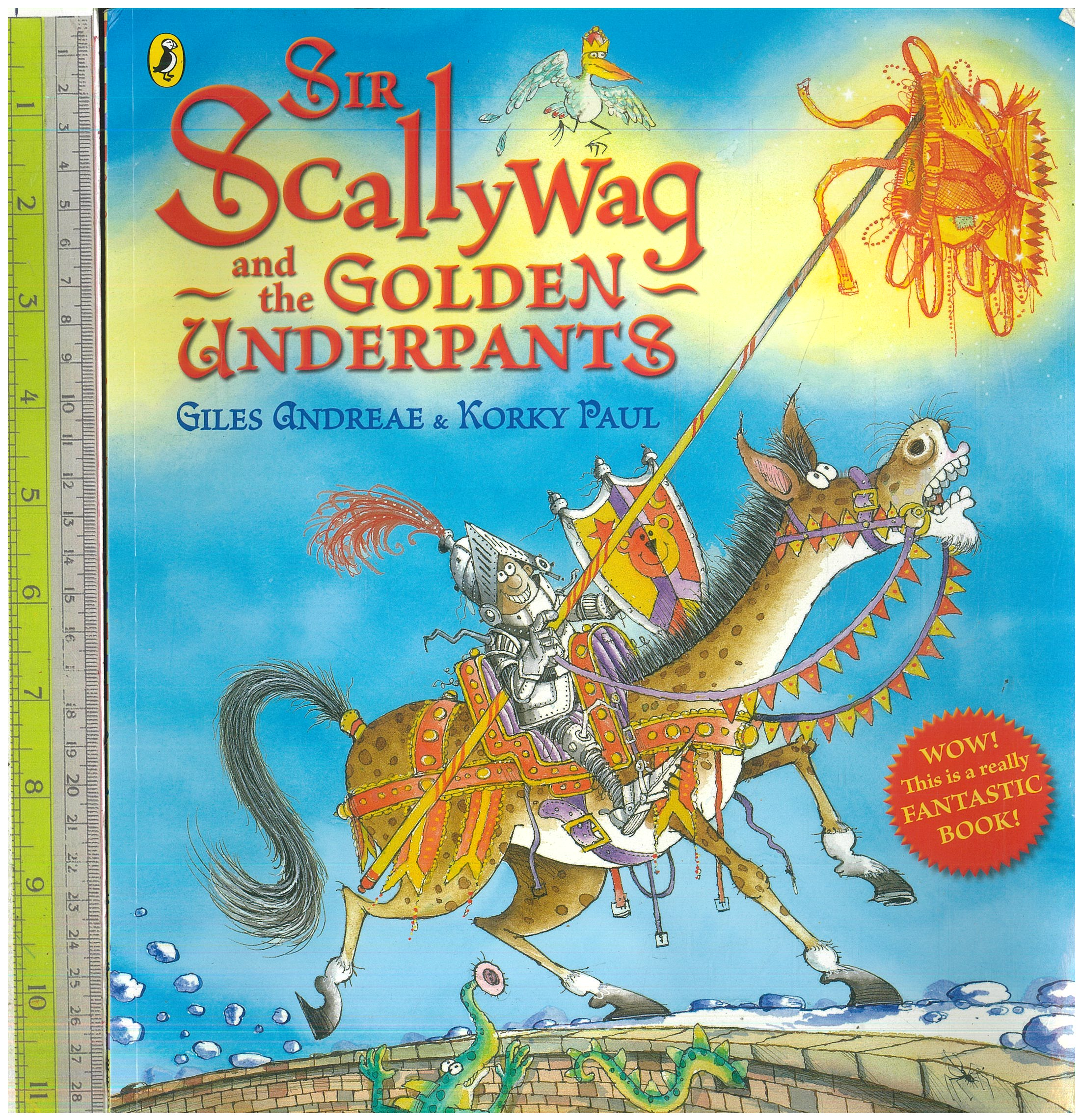 Scallywag and Golden