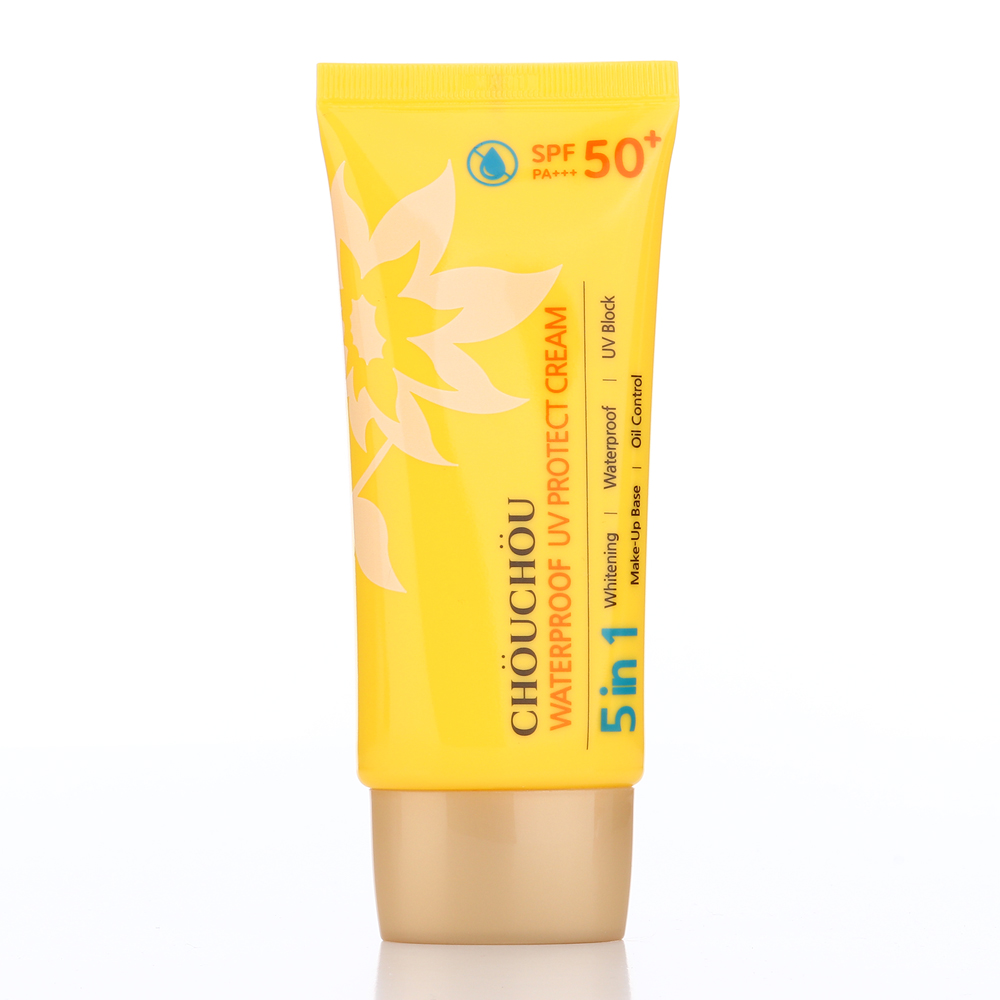 CHOUCHOU Waterproof UV Protect Cream 5in1 SPF50+/PA+++ 50ml