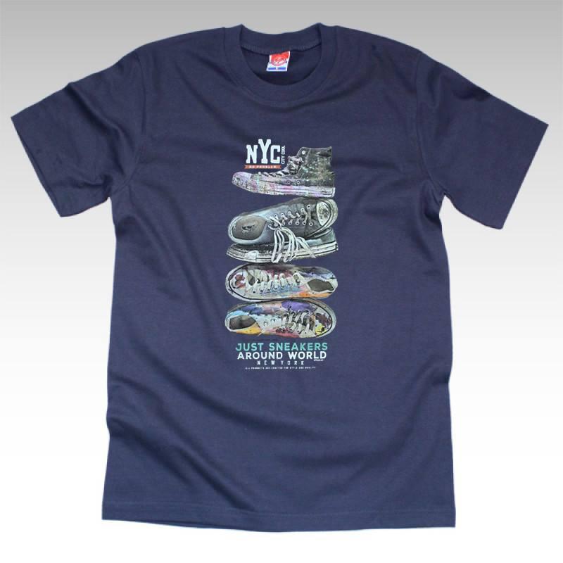 เสื้อยืด สำหรับ ผู้ชายอ้วน 2XL 3XL 4XL สกรีนลาย (95)