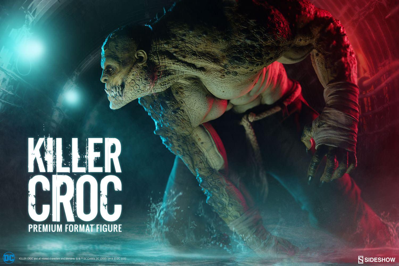 Killer Croc - Premium Format™ Figure by Sideshow Collectibles