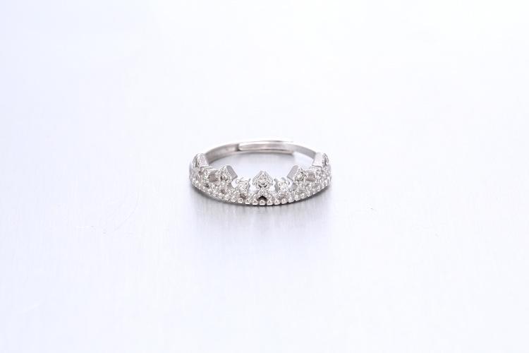 Half Crown Ring