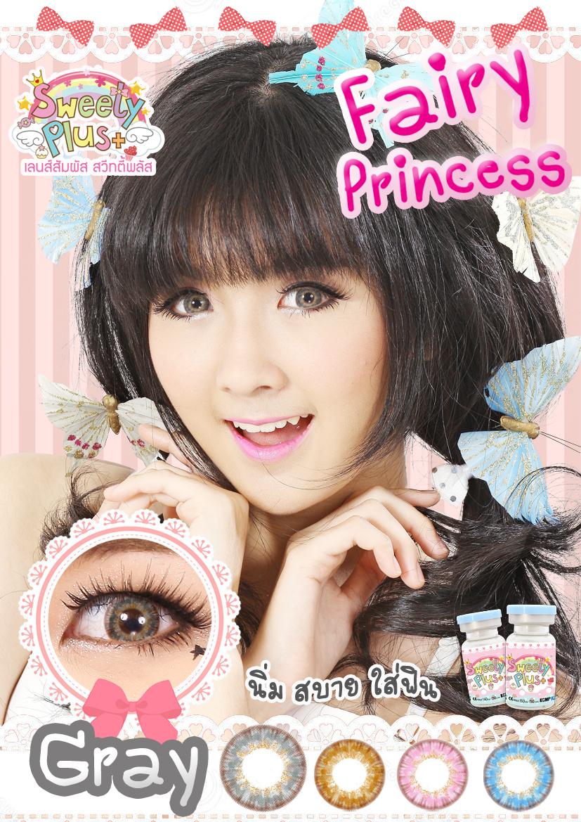 Fairy Princess-Gray
