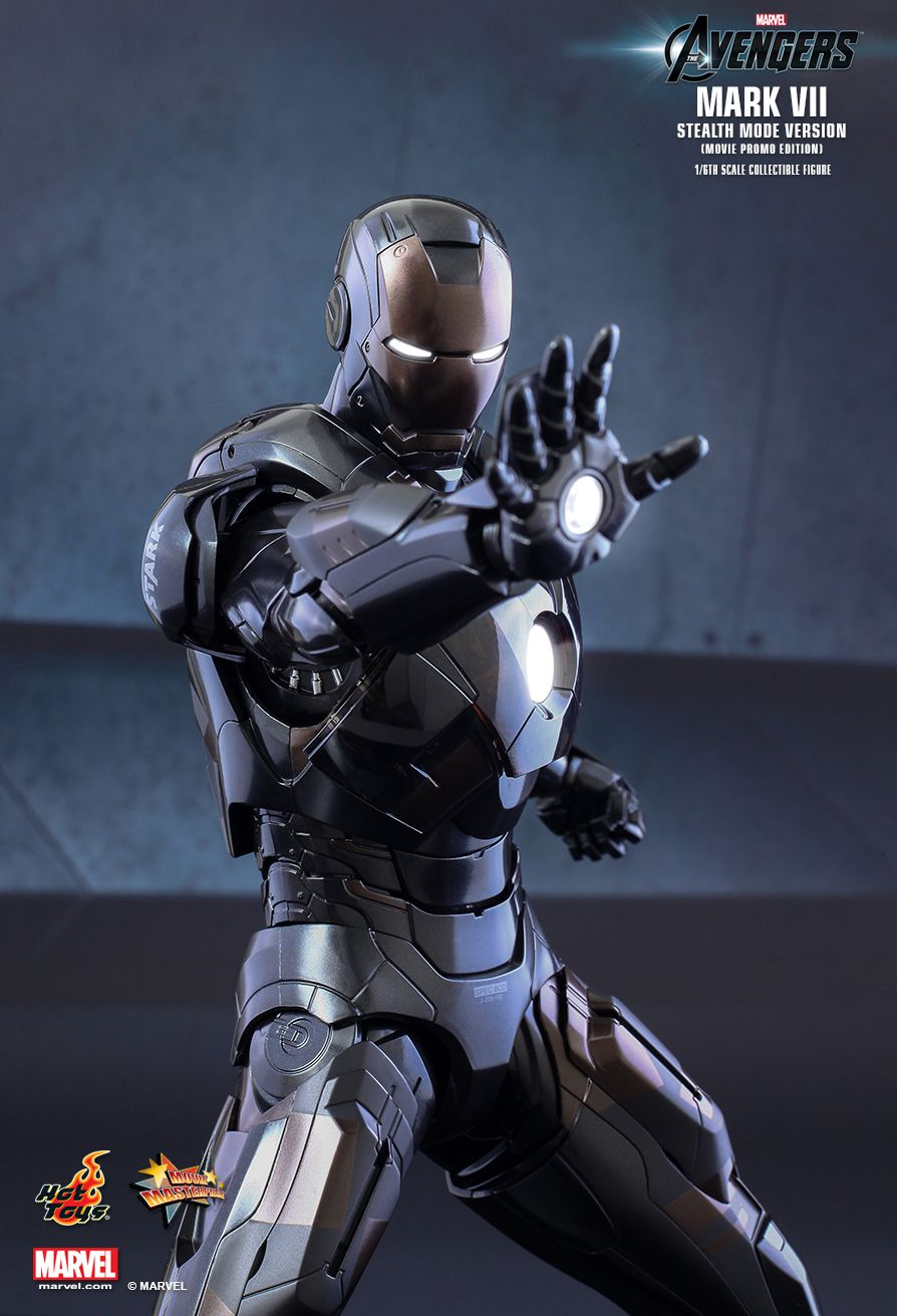 Hot Toys MMS282 AV - IM MARK VII (STEALTH MODE VER.)